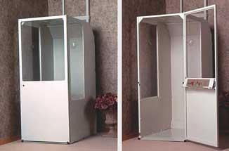 Minivator elevators dockmasters for Small elevators